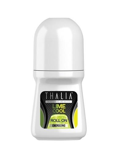 Thalia Thalia Lime & Cool Energizing Roll-0n 50 ml Erkek Deodorant Renksiz